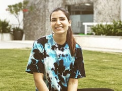 Samantha Ruth Prabhu's T-Shirt Is Also Owned By These 2 Unlikely People