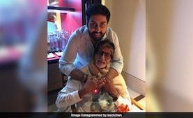 Amitabh Bachchan, Son Abhishek Test Coronavirus +ve, Admitted To Hospital