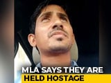 Video : Help, We're Held Hostage, Car Keys Taken: Rajasthan MLA's Viral Video