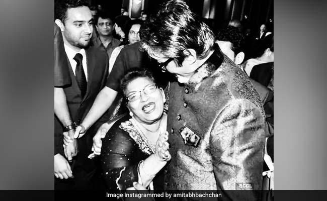 Amitabh Bachchan Recalls The Time Saroj Khan Gave Him A Coin As Reward For Good Shot
