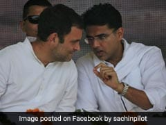 After Gandhis Meet Sachin Pilot, Changes In Rajasthan Cabinet: Sources