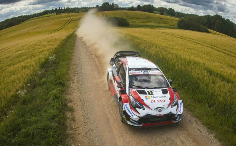 2020 WRC Season To Be Resumed In September With Rally Of Estonia