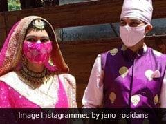 'ससुराल सिमर का' एक्टर ने लॉकडाउन में की शादी, Video कॉल के जरिए शादी में शामिल हुए माता-पिता- देखें Photo और Video