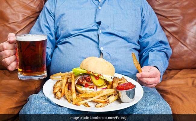 Eat Less To Reduce Coronavirus Death Risk, Says UK Minister