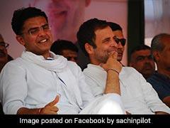 सचिन पायलट के लिए कांग्रेस के दरवाजे खुले रखना चाहते हैं राहुल गांधी : कांग्रेस सूत्र