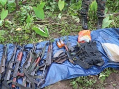 अरुणाचल मेंसुरक्षाबलों काबड़ा ऑपरेशन : मार गिराये 6 उग्रवादी, असम राइफल्स का जवान भी जख्मी