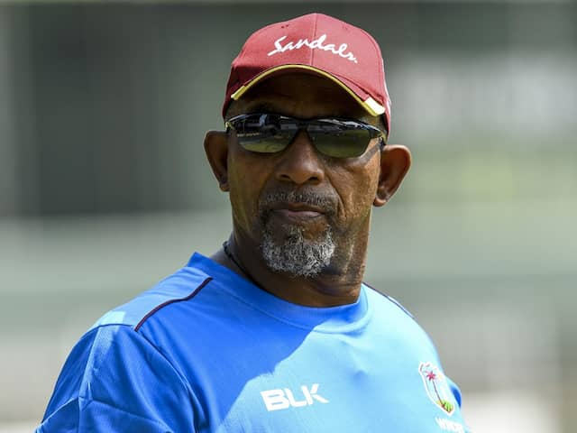 West Indies Coach Phil Simmons Wont Be Sacked Over Funeral Attendance