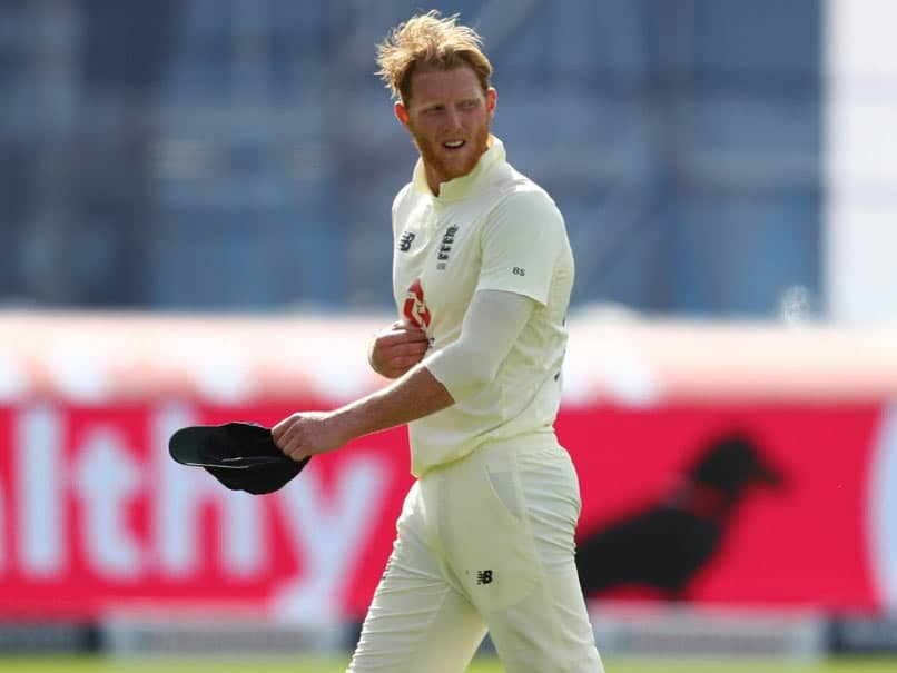 Ben Stokes Shows Amazing Commitment To Save Boundary Off His Own Bowling. Watch