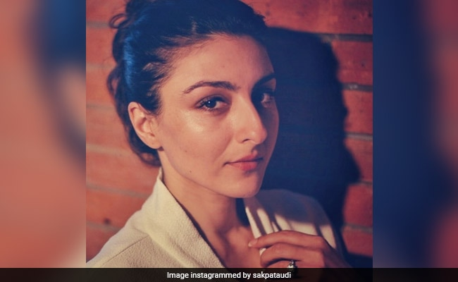 On International Tiger Day, Soha Ali Khan Shares A Special Post. Pic Inside