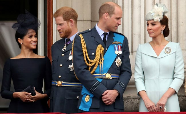 Prince Harry Took Offence At Brother's Advice On Wife Meghan, Says Book