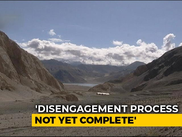"Video : To Chinese Claim Of ""Complete"" Pullback In Ladakh, India's Rejoinder"