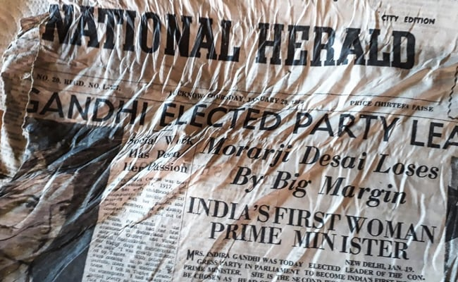 Indian Newspapers From 1966 Found On Melting Glacier In France: Reports