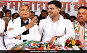 Both Sachin Pilot, Ashok Gehlot Happy, Slap On BJP Face: Congress Leader