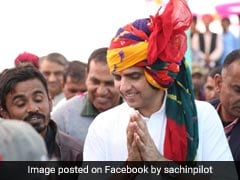"""Welcome Back"": Congress Leaders On Sachin Pilot's Truce In Rajasthan"