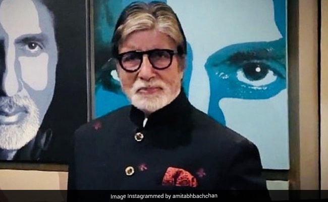 Amitabh Bachchan, COVID-19 Positive, Shares A Note For Healthcare Workers