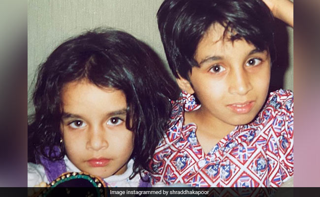 Shraddha Kapoor's 'Epic' Straight Face Steals The Show In Her Birthday Wish For Brother Siddhanth