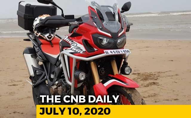 Suzuki Price Hike, Honda Production Deferred, UK's Bestselling Bike In June