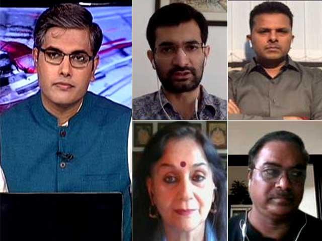 Video : Sachin Pilot vs Ashok Gehlot: Where's Governance Amid The Political Fight?
