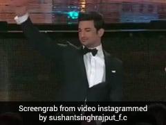 सुशांत सिंह राजपूत ने सोनम कपूर के गाने पर किया ऐसा डांस, सलमान खान और अनिल कपूर भी नहीं रोक पाए हंसी