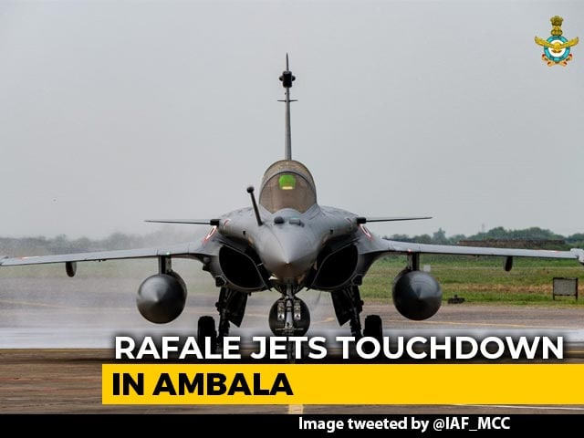 Video : Why Rafales Are Now The Most Advanced Fighter Aircraft In Asia