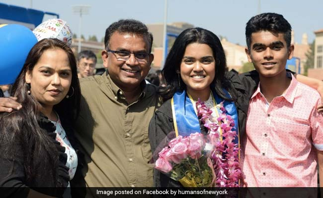 At 2, She Moved From India To USA And Always 'Felt American' - Until It Was Time For College