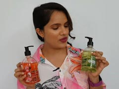 We Tried Ayurvedic And Vegetarian Hand Washes Which Also Care For The Hands