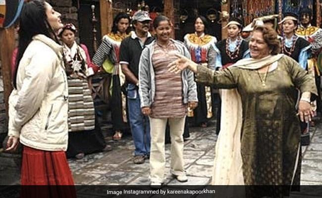 What 'Masterji' Saroj Khan Taught Kareena Kapoor - See Her Post