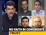 Video : Congress Trusts Probe: Political Vendetta vs Delayed Action