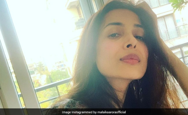 मलाइका अरोड़ा ने अपनी नई पोस्ट में फैन्स को बताया मास्क पहनने का सही तरीका, Pic शेयर कर कहा- ''खुद को और दूसरों को...''