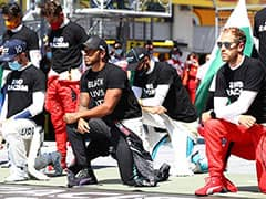 Lewis Hamilton Leads Majority Of Drivers In Taking Knee At Austrian GP
