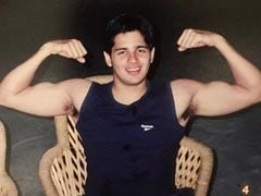 "Sidharth Malhotra's Throwback To ""Good Old College Days"". See Pic"
