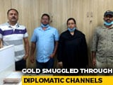 "Video : ""180 kg Via Diplomatic Channels"": Sources On Kerala Gold Smuggling Case"