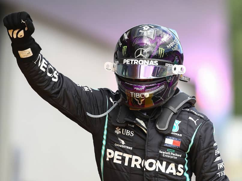 Lewis Hamilton Claims 85th Win In Mercedes One-Two At Styrian Grand Prix