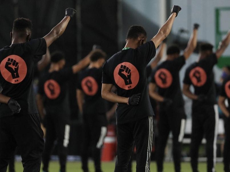 MLS Restarts With Sombre Black Lives Matter Demonstration, New Virus Fears