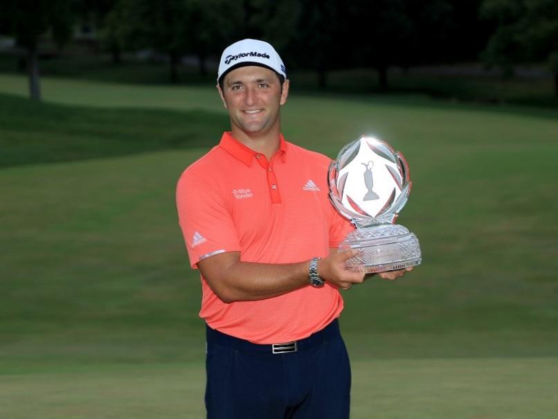Jon Rahm Wins PGA Memorial To Seize World Number One Ranking