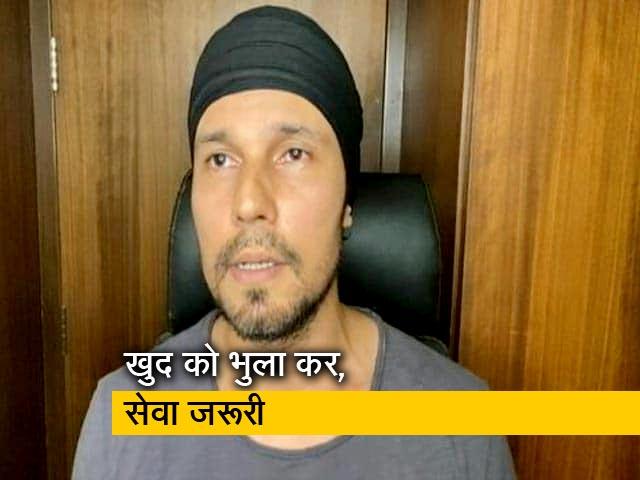 Video : जब आप सेवा करते हैं तो आपका सारा अहंकार समाप्त हो जाता है : अभिनेता रणदीप हुड्डा