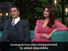 जब अक्षय कुमार भूल गए थे ट्विंकल खन्ना का जन्मदिन, एक्टर को तोहफे में देनी पड़ी थी ये चीज- देखें Video