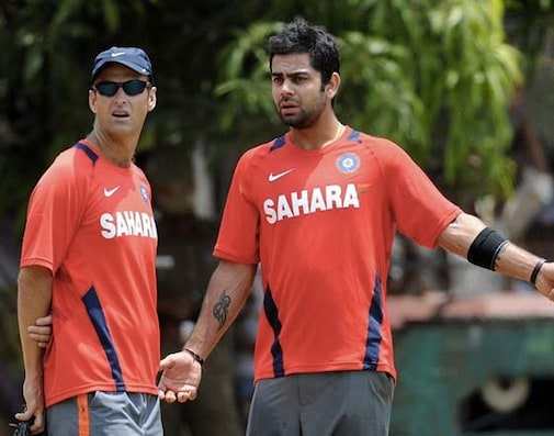 Kirsten Reveals Advice He Gave Kohli To Take His Game To The Next Level