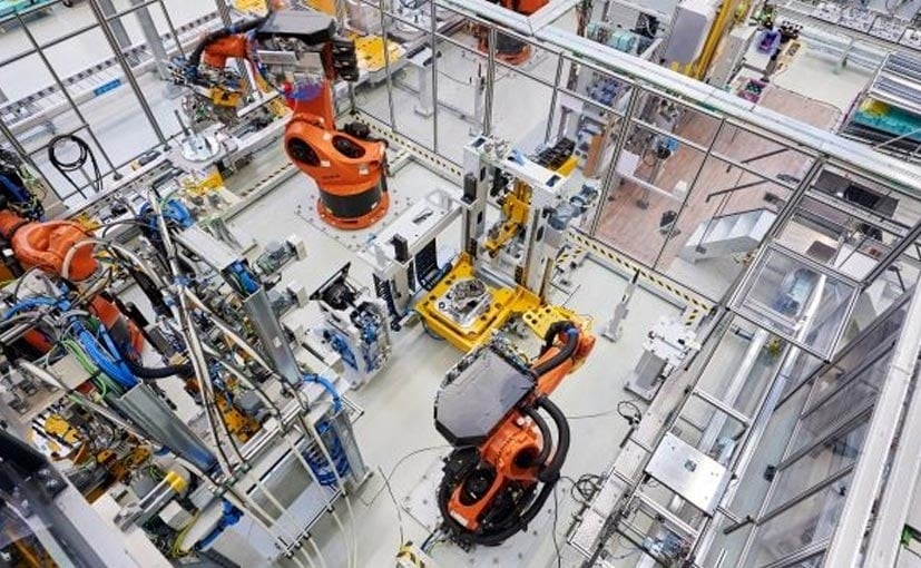 BMW Ramps Up Production Of eDrive Systems At Dingolfing Plant
