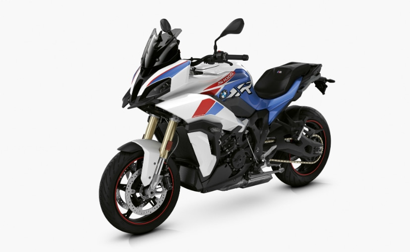 The BMW S 1000 XR with M Sport Livery gets a few optional features as well