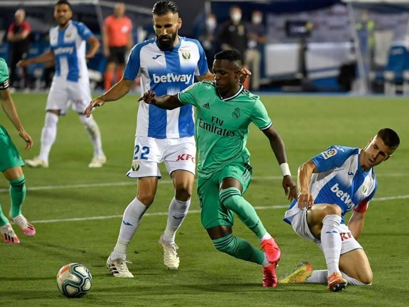 La Liga: Real Madrid Held To A Draw By Leganes, Lionel Messi Claims Golden Boot