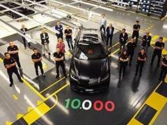 Lamborghini Celebrates New Production Milestone With 10,000th Urus SUV