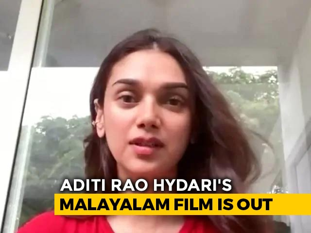 Video : Aditi Rao Hydari: Theatres And OTT Platforms Will Co-Exist