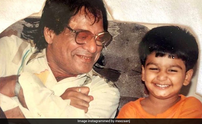 Meezaan Jaaferi Recalls The Last Thing His Grandfather Jagdeep Said To Him