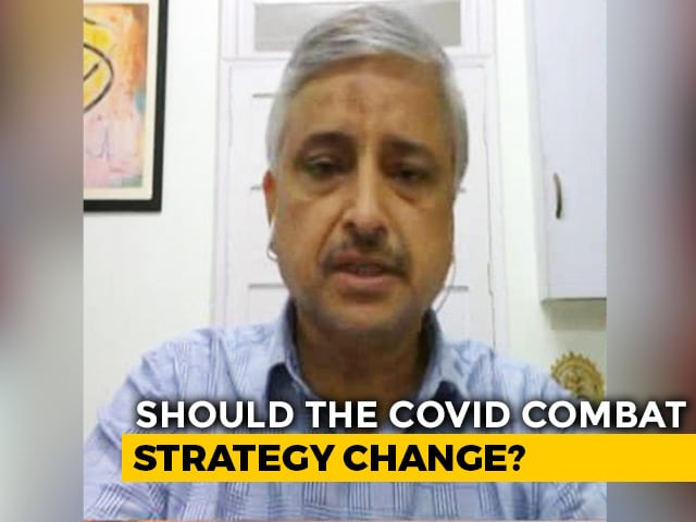 Video: Difficult To Have Covid Vaccination In 45 Days: AIIMS Director