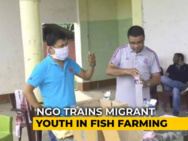 Video : Assam Man Helps Creates Jobs For Migrants Who Returned Amid Pandemic