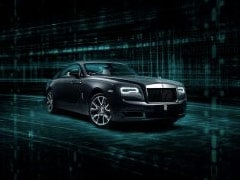 Only 50 People Will Get A Chance To Crack The Code On The Rolls-Royce Wraith's Kryptos Collection