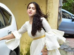 Sara Ali Khan's Driver Tests COVID-19 Positive, Actress And Her Family Found Negative