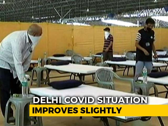 Video : Delhi COVID-19 Recoveries Cross 1 Lakh, 1,475 New Cases In A Day