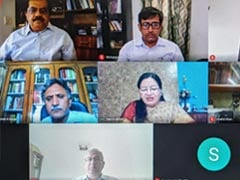 Jamia's Residential Coaching Academy Conducts Virtual Mock Interview For UPSC Aspirants